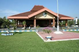 Pendopo Kabupaten Sampang (sekarang )
