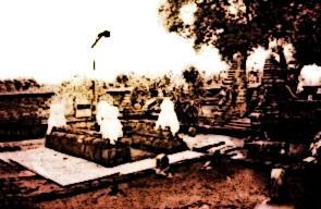Makam Agung salah satu situs sejarah peninggalan Bangkalan